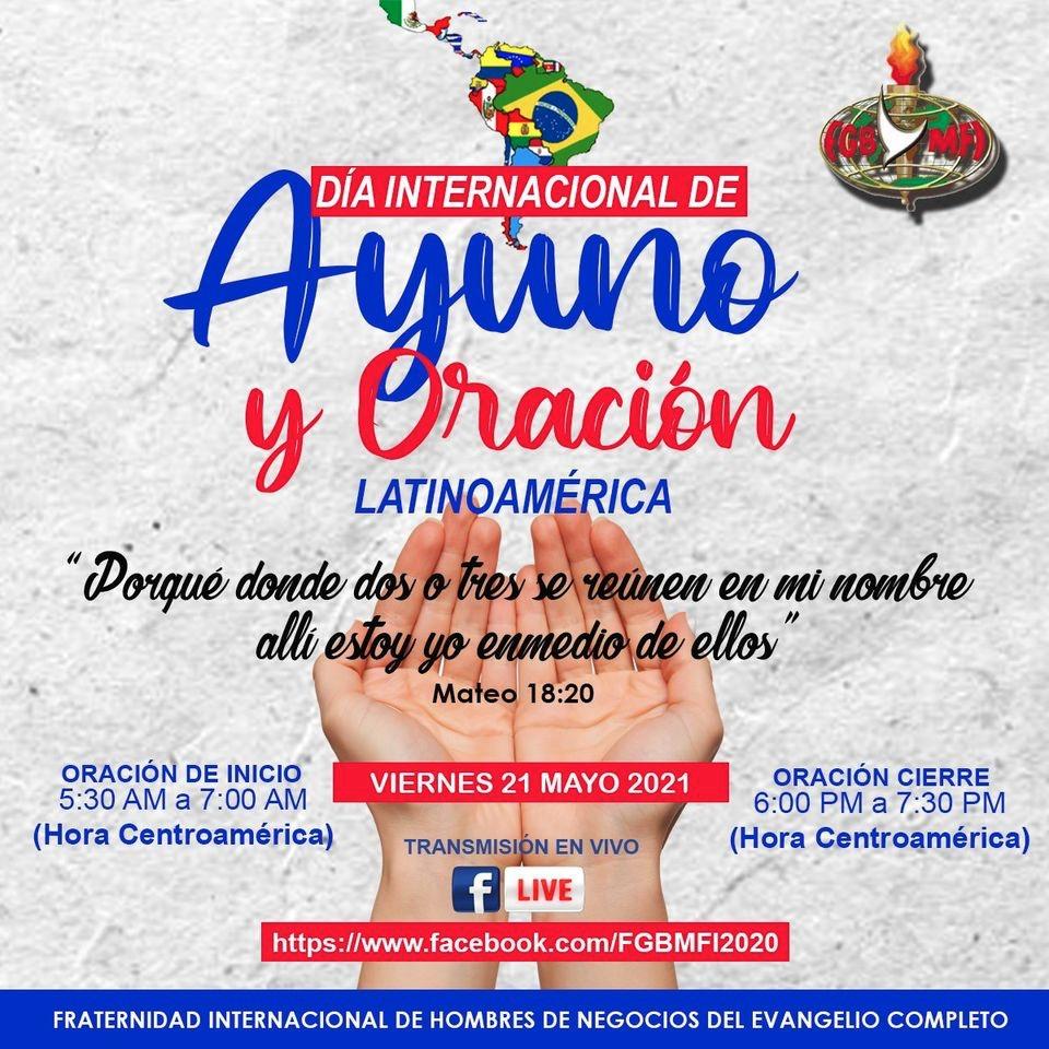 Ayuno y Oración Latinoamérica